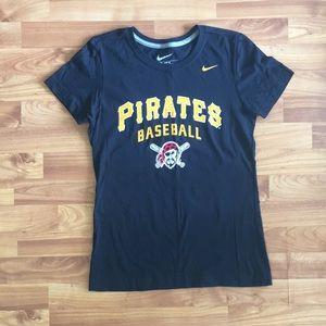 Nike Pittsburgh Pirates Slim Fit T-Shirt